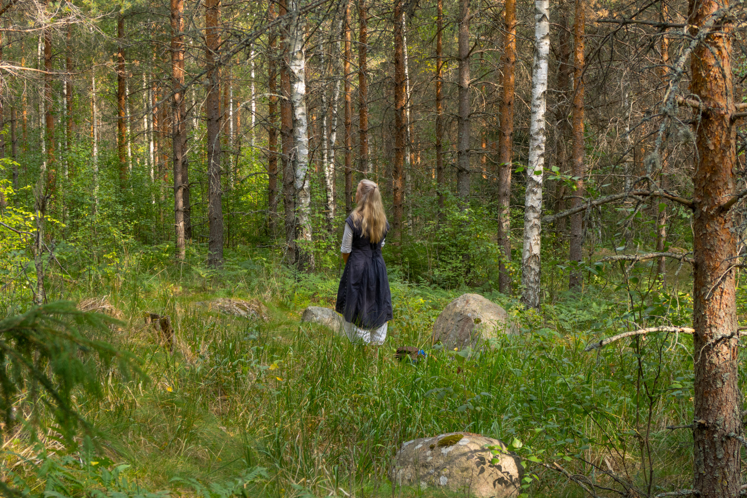 Scandinavian Nature and Forest Therapy Institute och Shinrin-Yoku Sweden